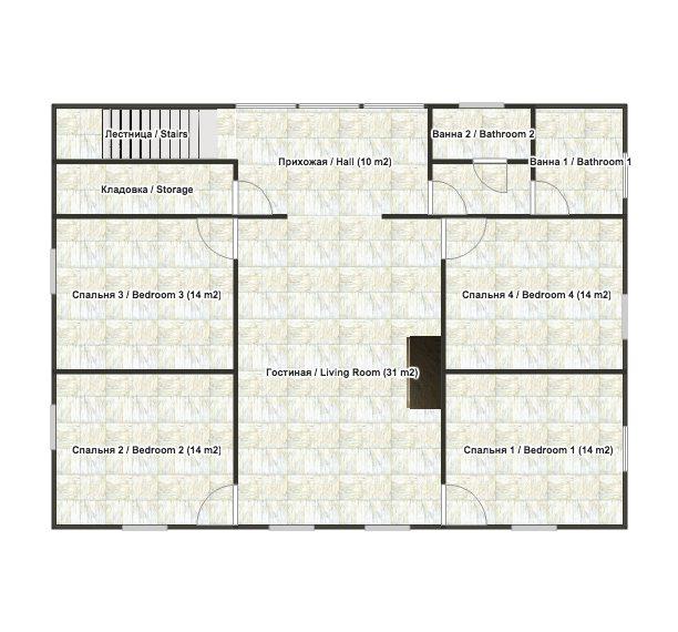 Rivalto 1st Floor
